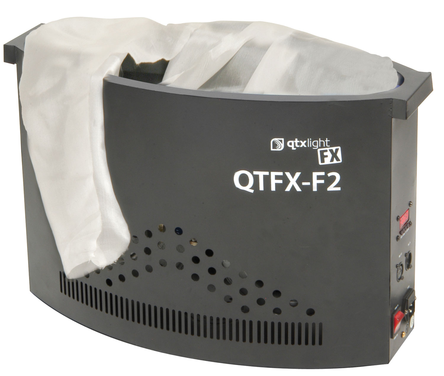 QTFX-F2 MULTI COLOUR FLAME EFFECT