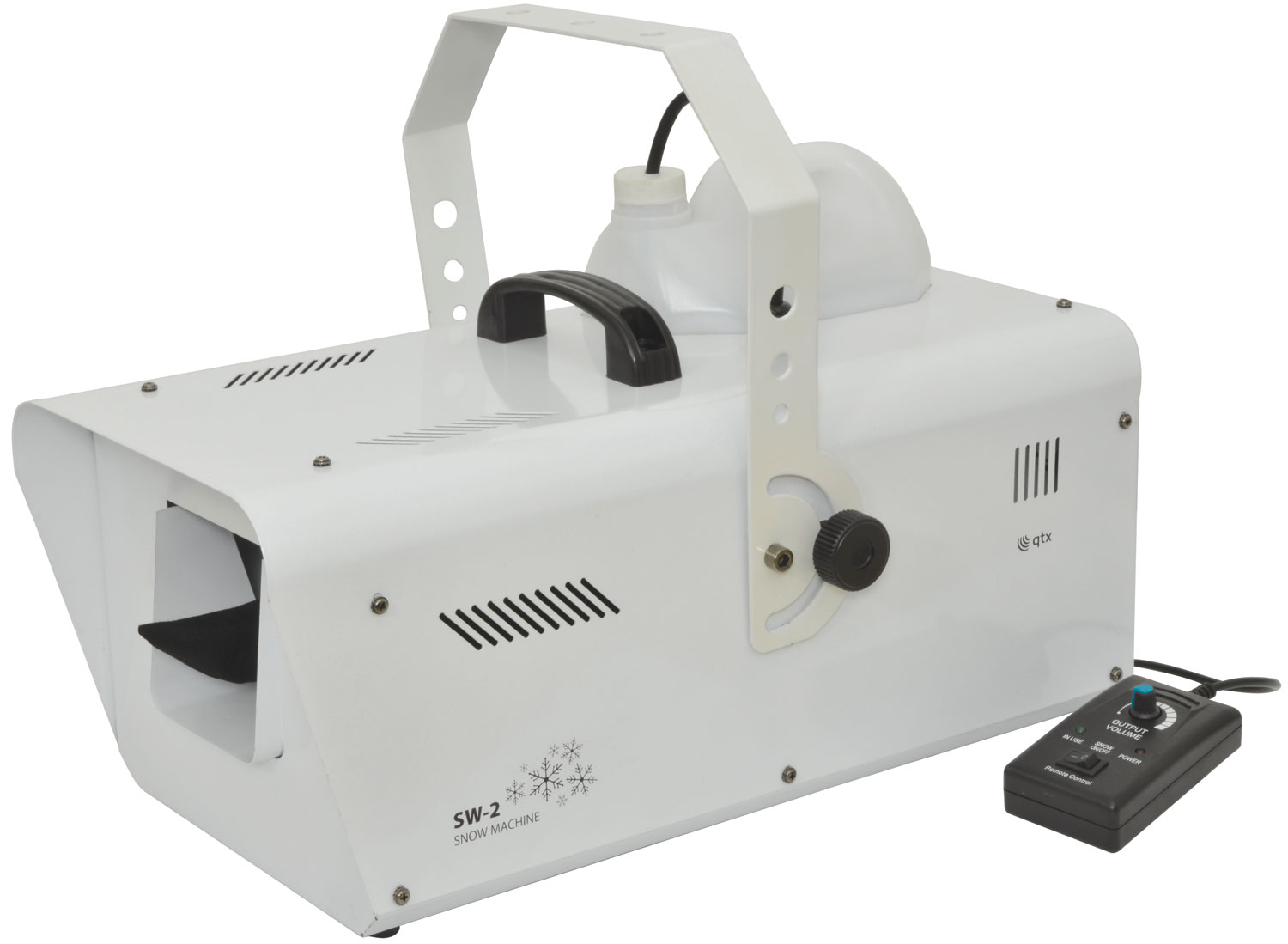 SW-2 snow machine 1200W