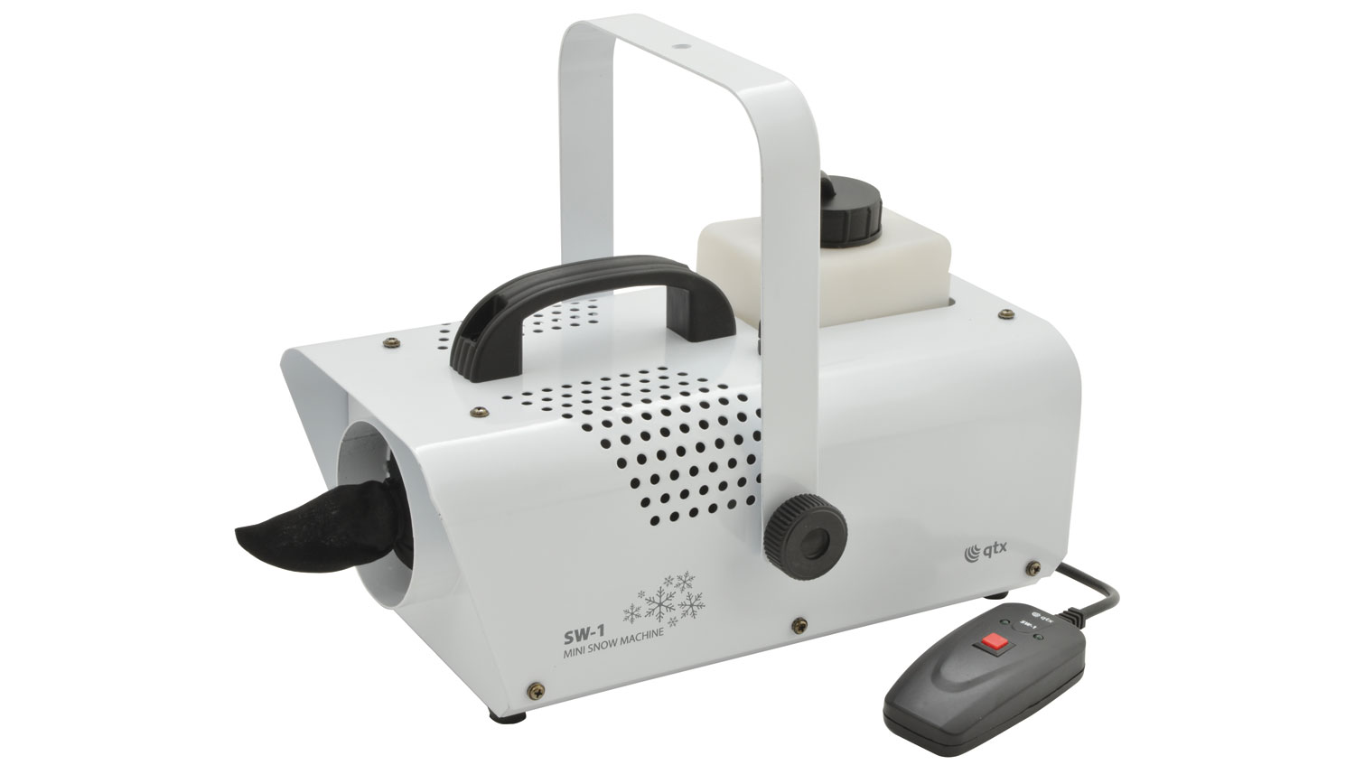 Qtx SW-1 Mini snow machine