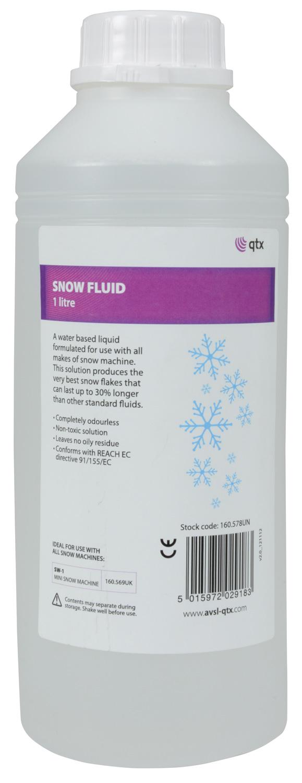 1 litre of snow fluid