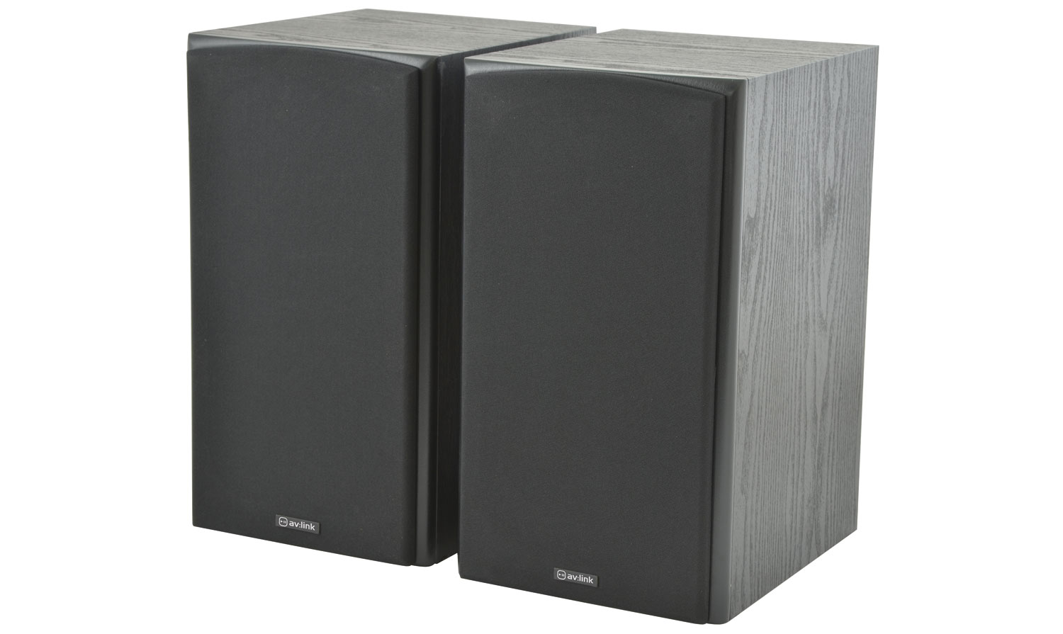 QM-80 bookshelf monitor speakers