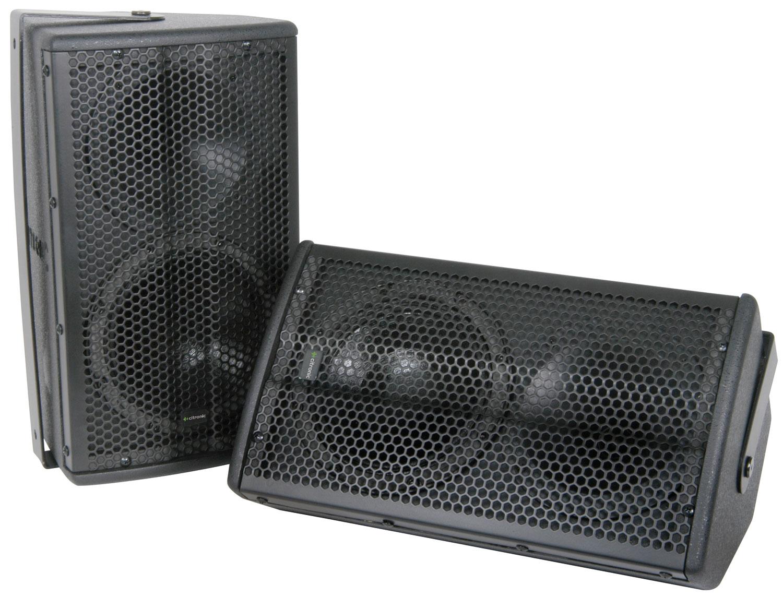 "CITRONIC CX-8088 Speaker Set 8""/100W, Black"