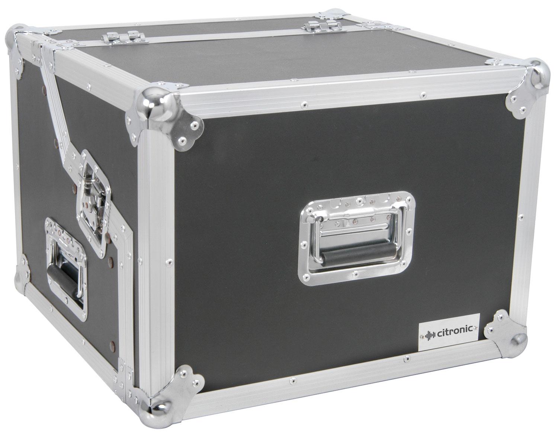 """19"""" DJ Flightcase 3U-4U-2U"""