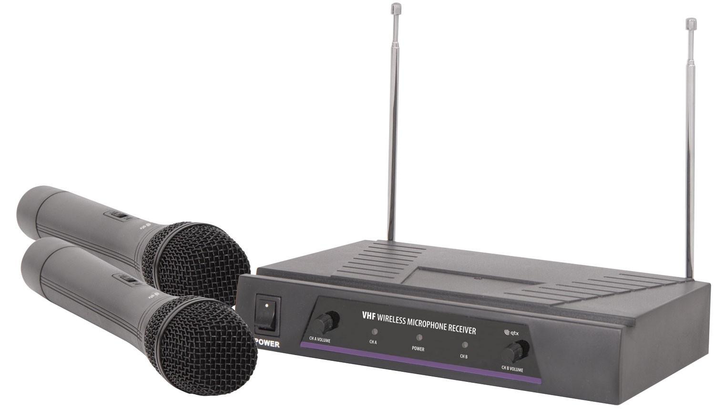 VHF Dual Handheld 173.8 174.8