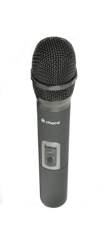 Handheld Mic 863.8MHz for NU2