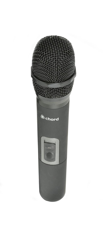 Handheld Mic 864.1MHz for NU1