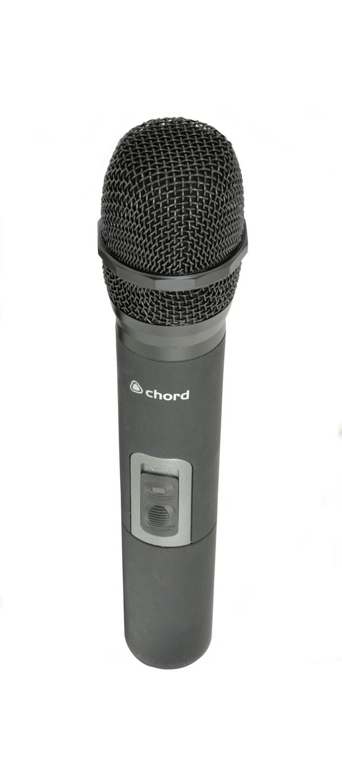 Handheld Mic 864.3MHz for NU2