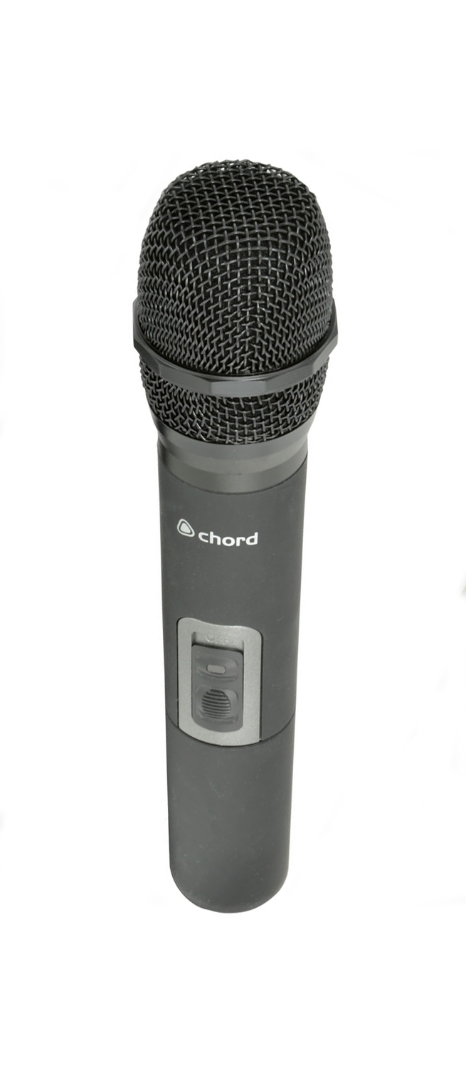 Handheld Mic 864.8MHz for NU2