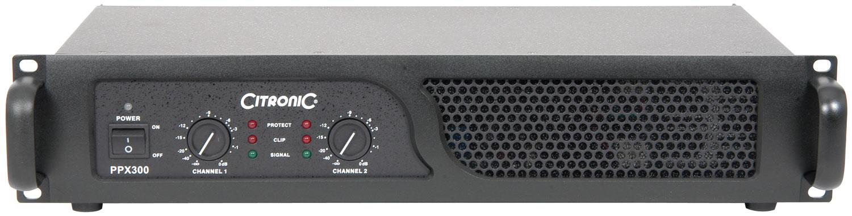 PPX300 2U Power Amplifier