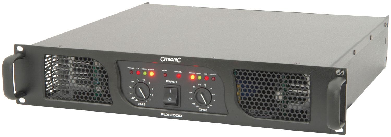 PLX2000 Power Amp 2x700W/4ohm