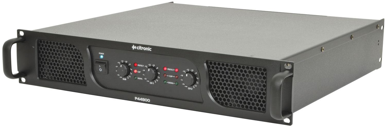 P44800 amp 2 x 400W + 800W sub