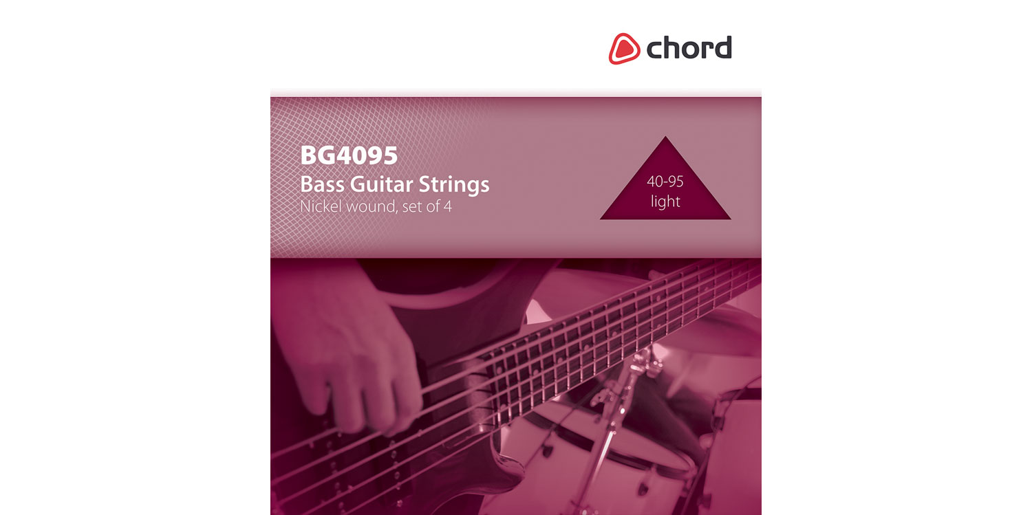 Bass Guitar String 4 Set 0.045