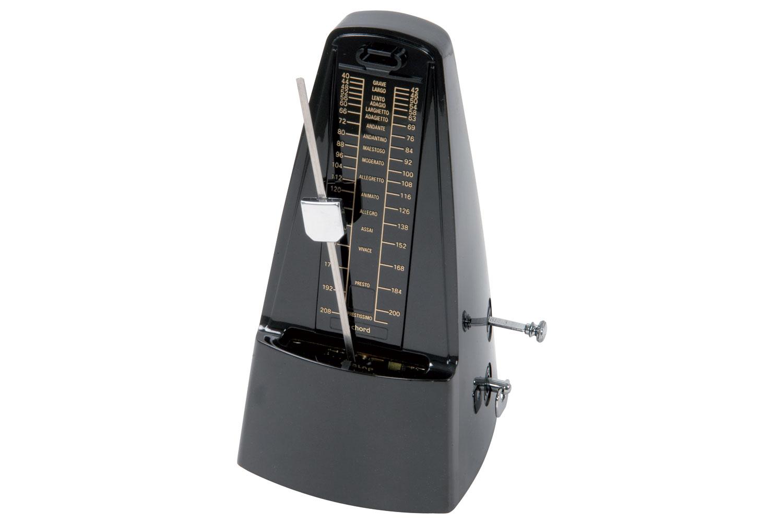 Mechanical metronome - black