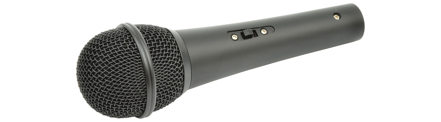 DM02 professional dynamic vocal microphone