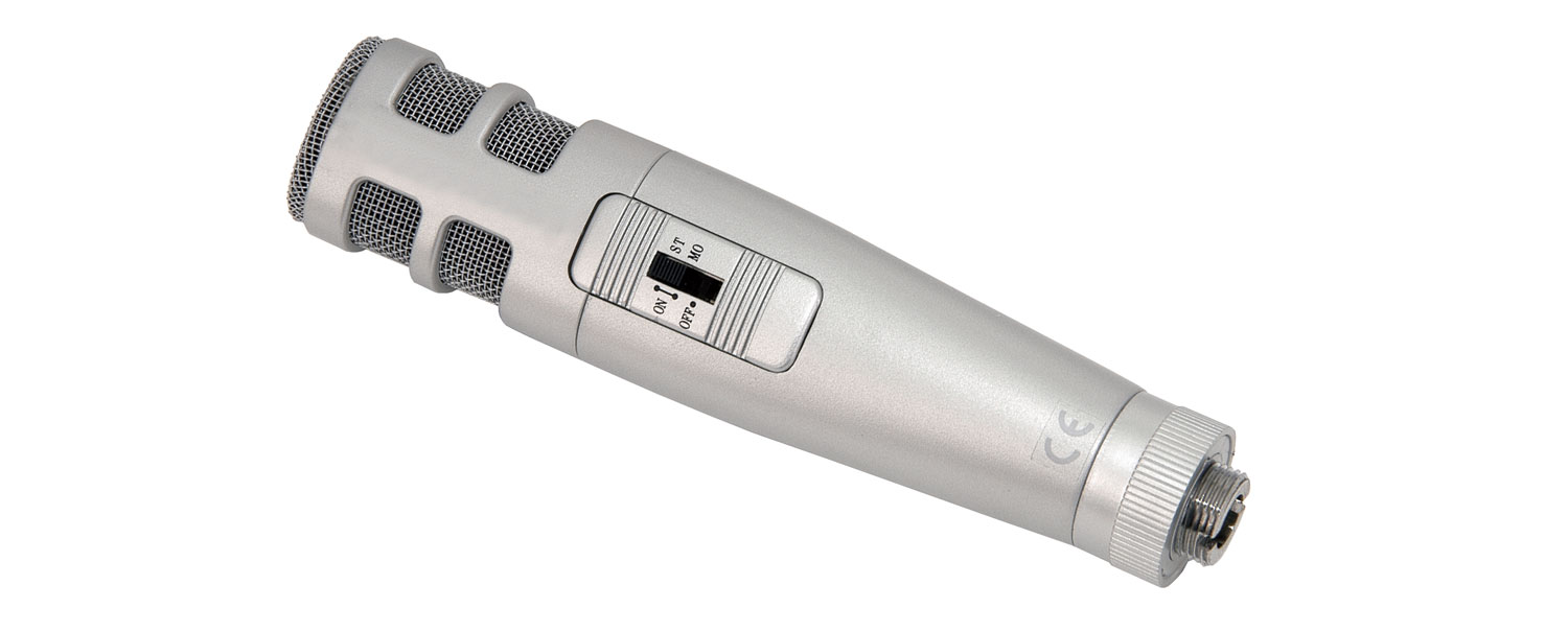 Microphone Stereo Electret
