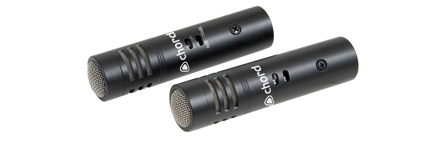 Condenser Microphones Set of 2
