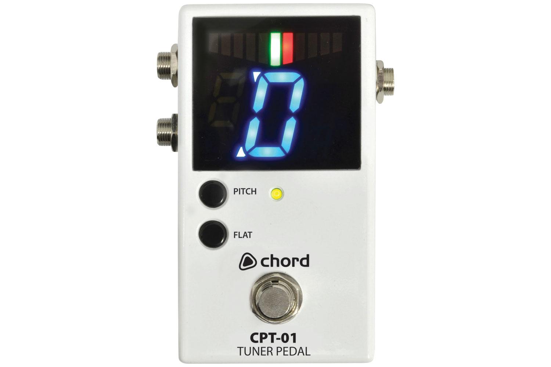 CPT-01 Chromatic Tuner Pedal