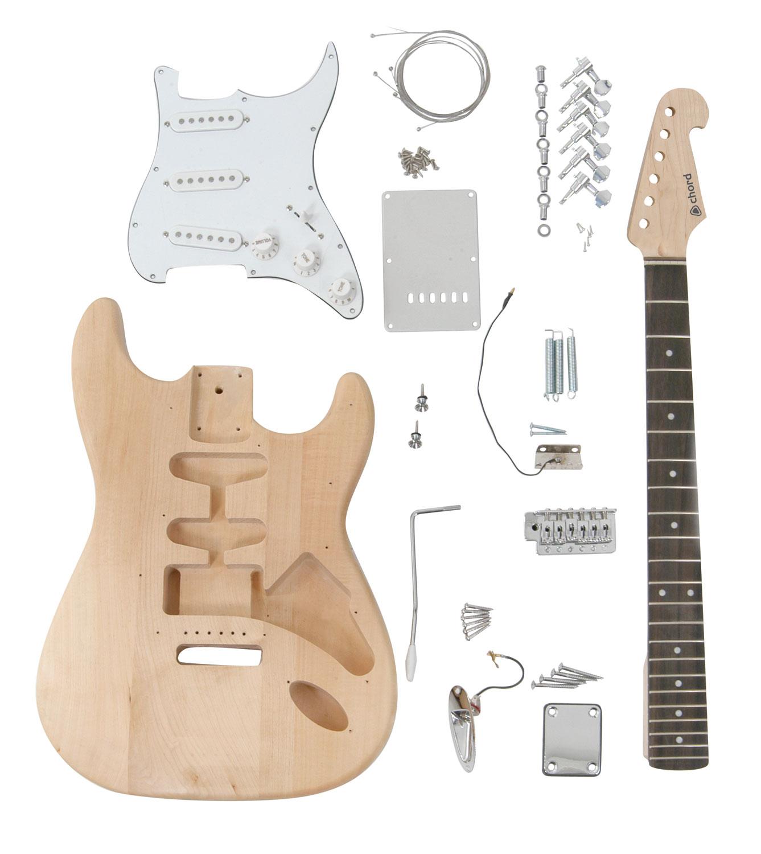 CAL-K1 Self-build Guitar Kit