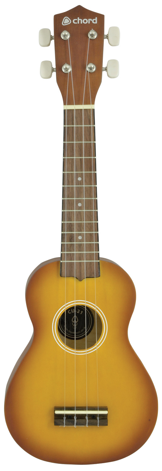 CU21 Orange Ukulele
