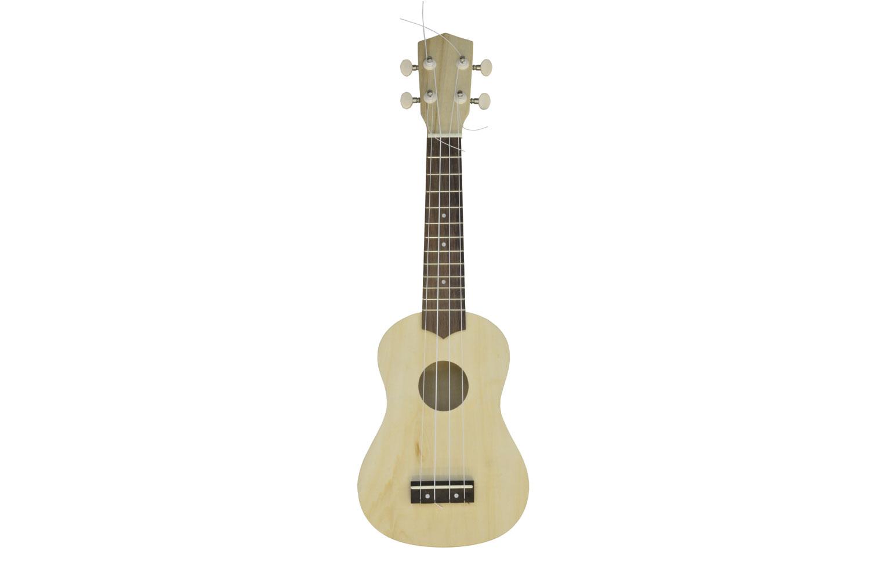 DIY self-build ukulele DIYUKE01