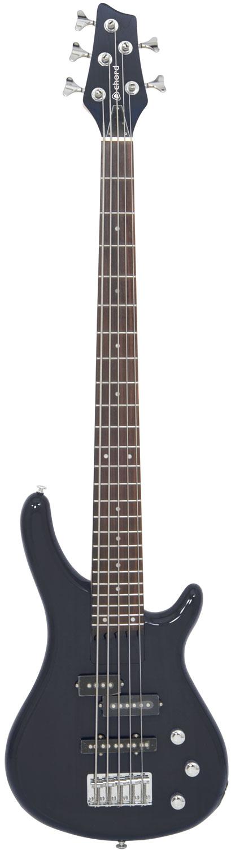 CCB95 bass 5-string - black