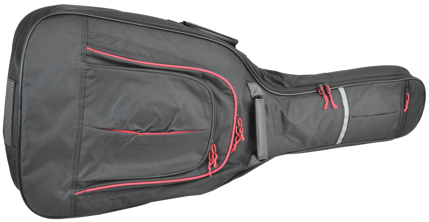 Deluxe Western Guitar Soft Padded Gig Bag