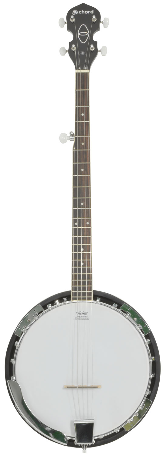 6-string guitar banjo
