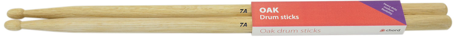 Oak sticks 7AW - pair