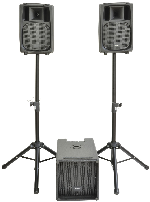 CXV2.1 active speaker system