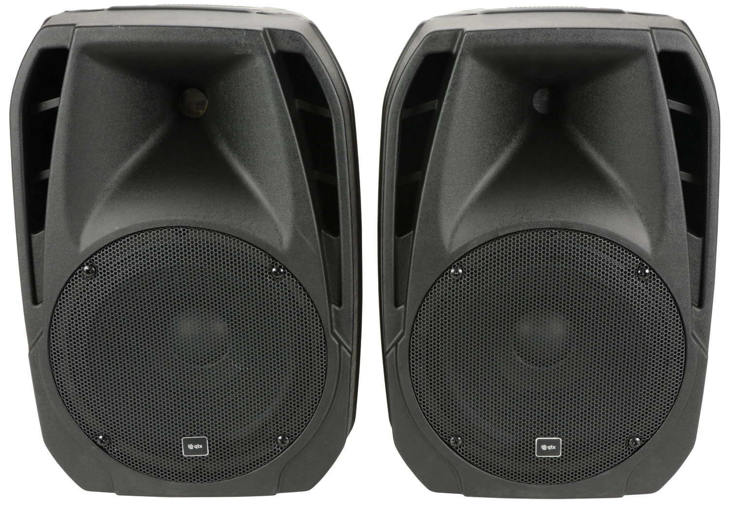 QTX DUET300 Compact PA System with Bluetooth®