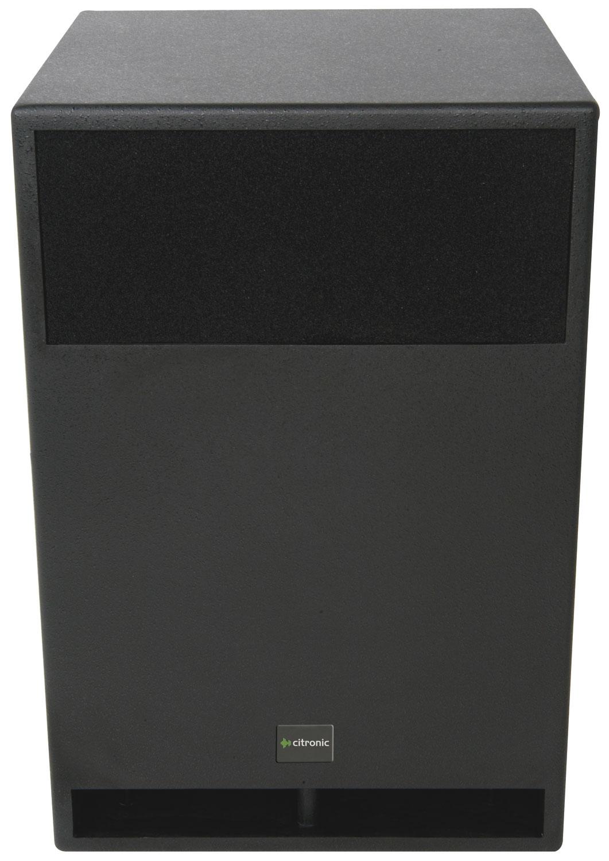 "CS1560S Bass cabinet 38cm (15"")- 600W"