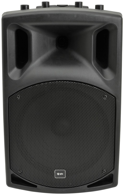 QX12PA-plus portable PA unit UHF + USB/SD/FM/BT