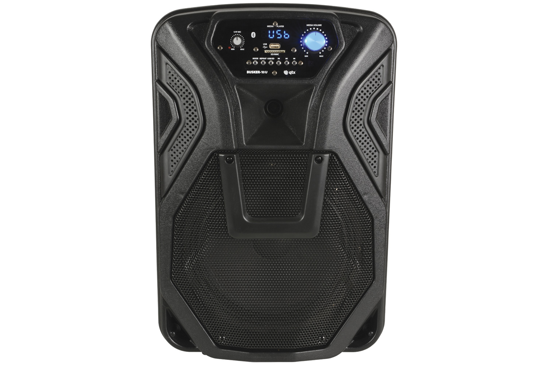 Busker-10U Portable PA BT +UHF Handheld Mic