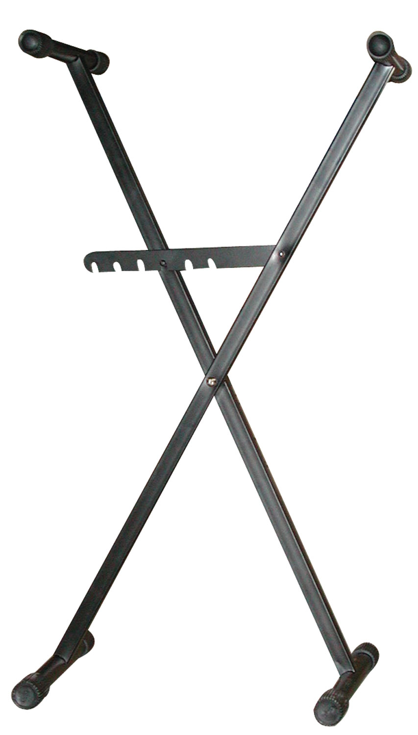 Keyboard Stand Foldup Black