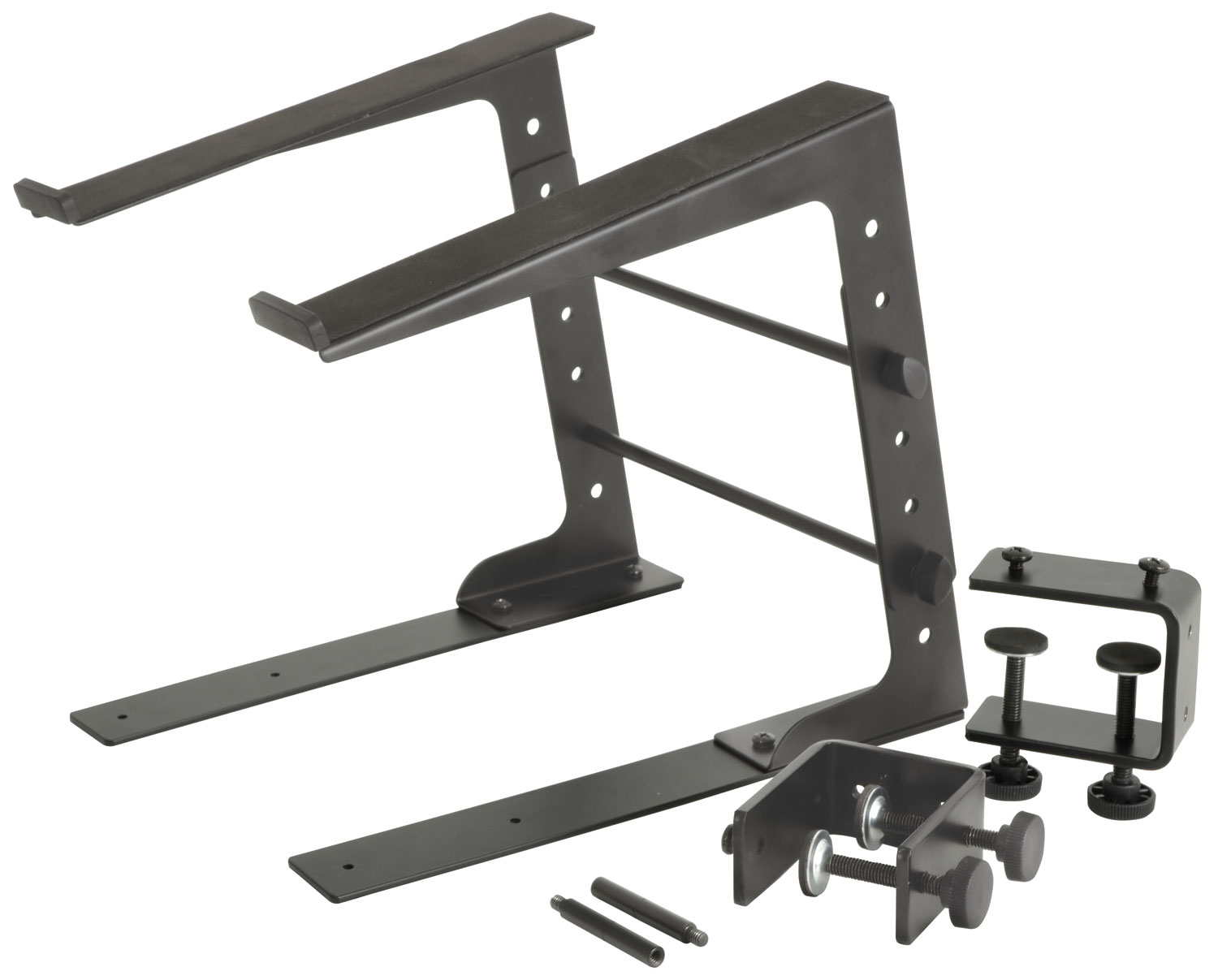 Compact Laptop Stand (with Desk Clamps)