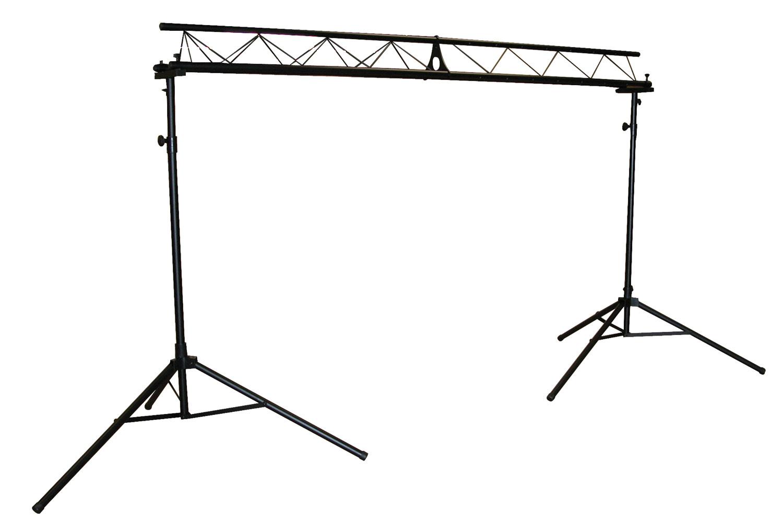 Triangle lighting truss system - 3m