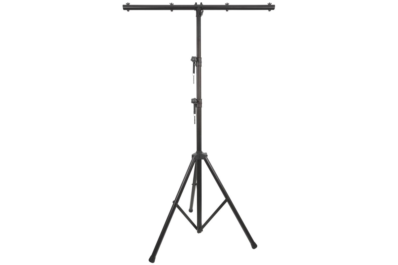 Black lighting stand - 3.5m max
