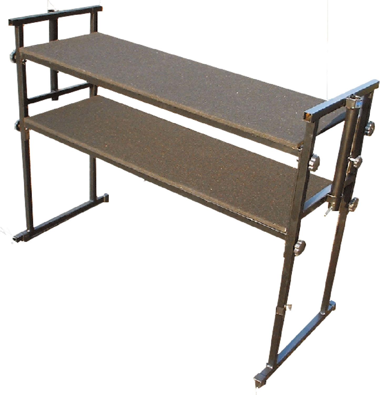 1.2m Carpet board shelf for DJ Stands