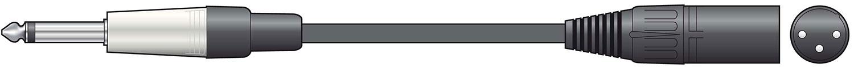 Classic XLR M-Jack Mono 6.0m