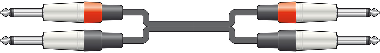 Classic 2Jack-2Jack Mono 1.5m