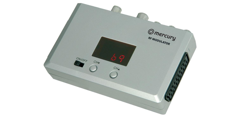 ILS102 RF Digital Modulator
