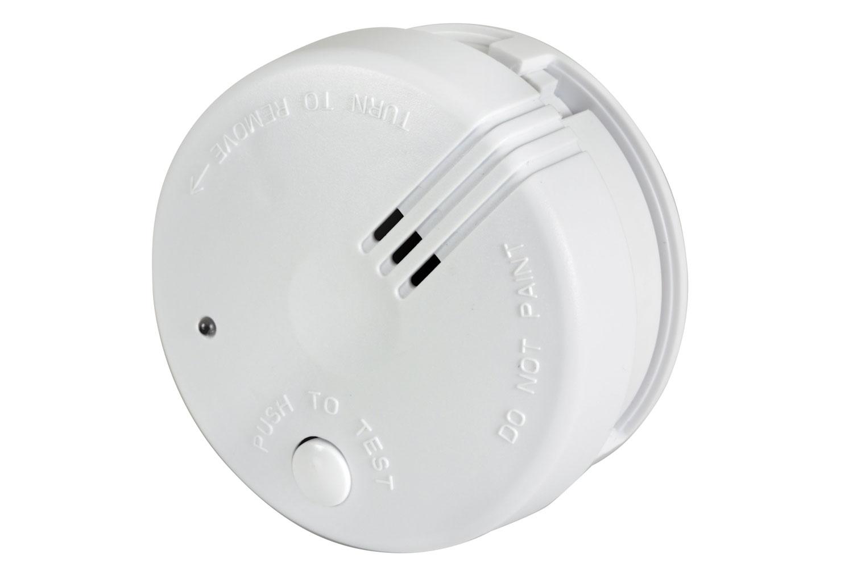 Mini smoke detector