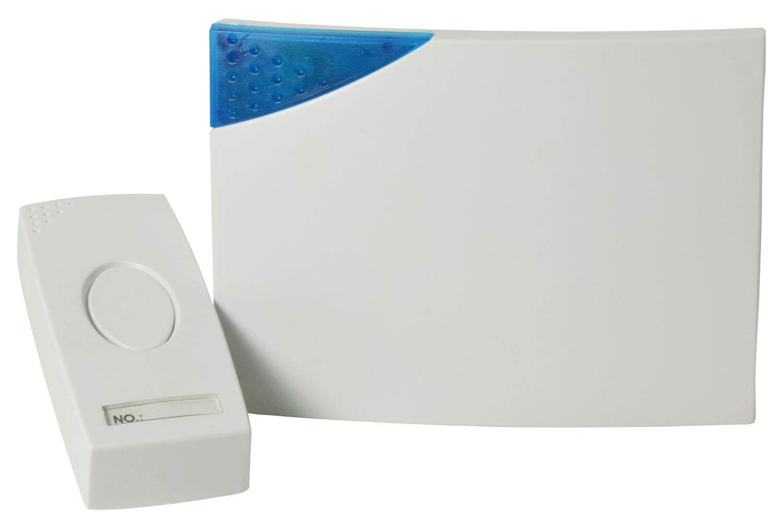 Wireless Doorbell With Light