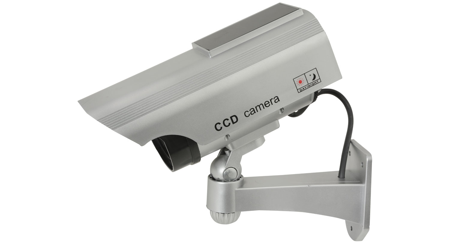 Dummy Solar IR Bullet Security Camera