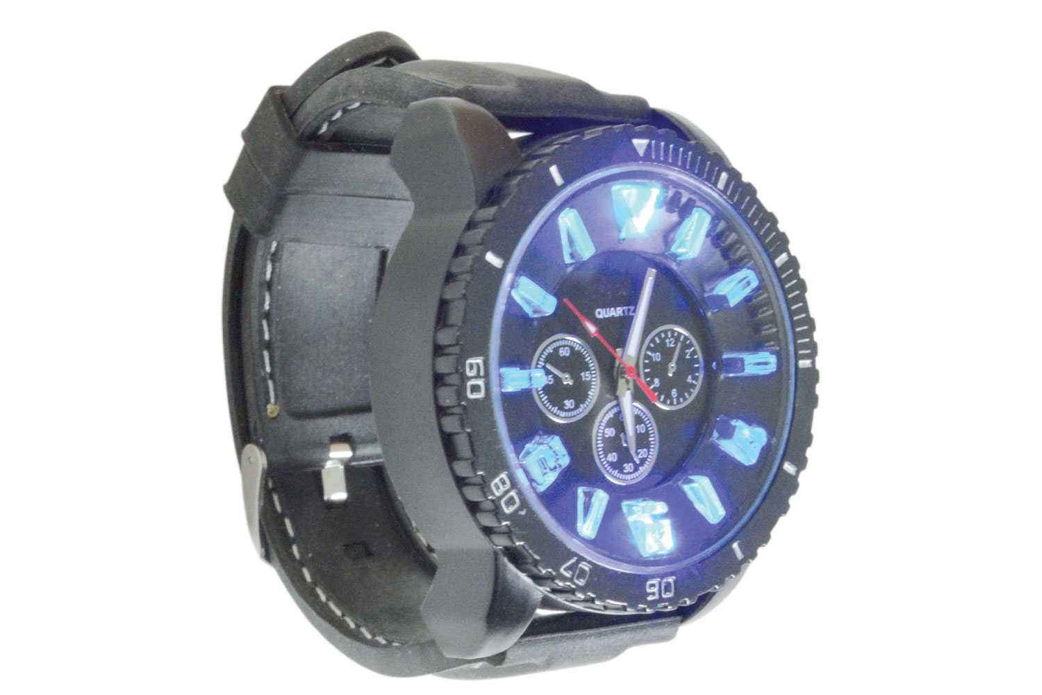 unbranded Black LED Watch Large