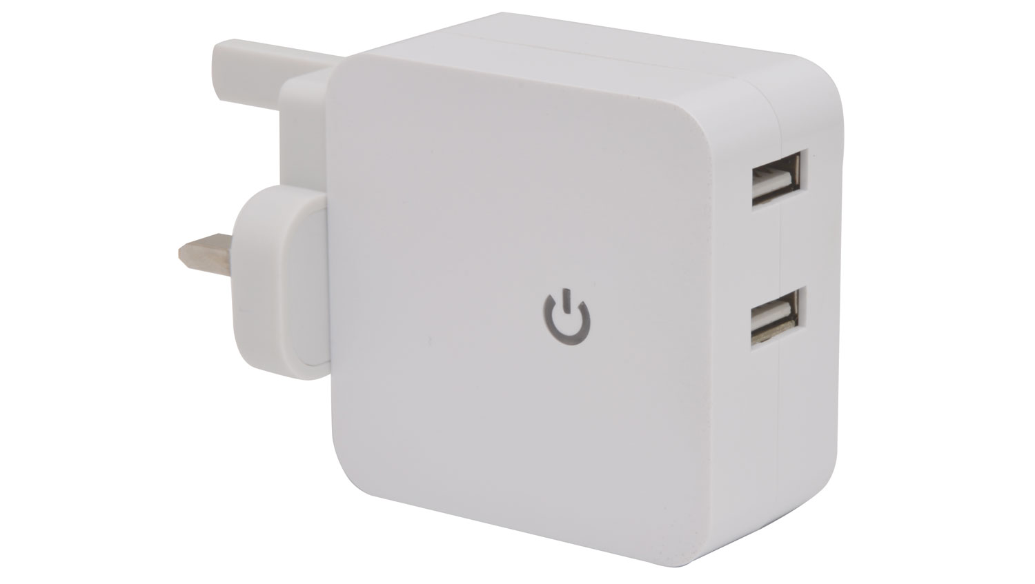 421745 DUAL USB CHARGER