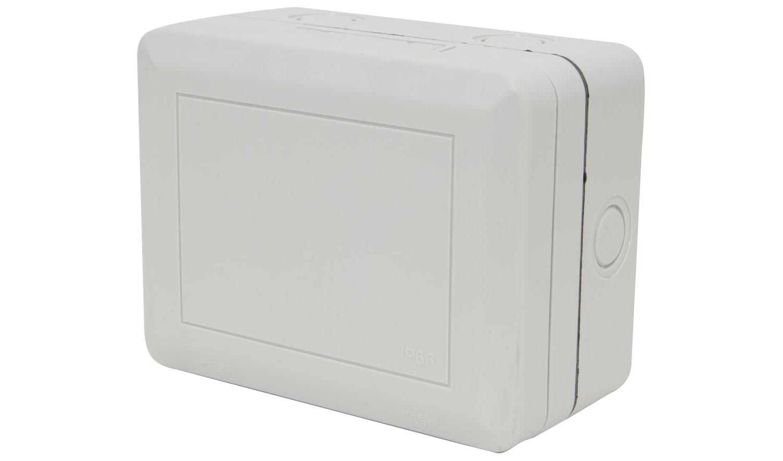 IP66 2 gang power sockets