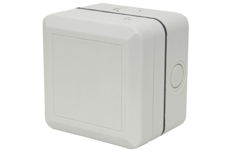 IP66 single power socket