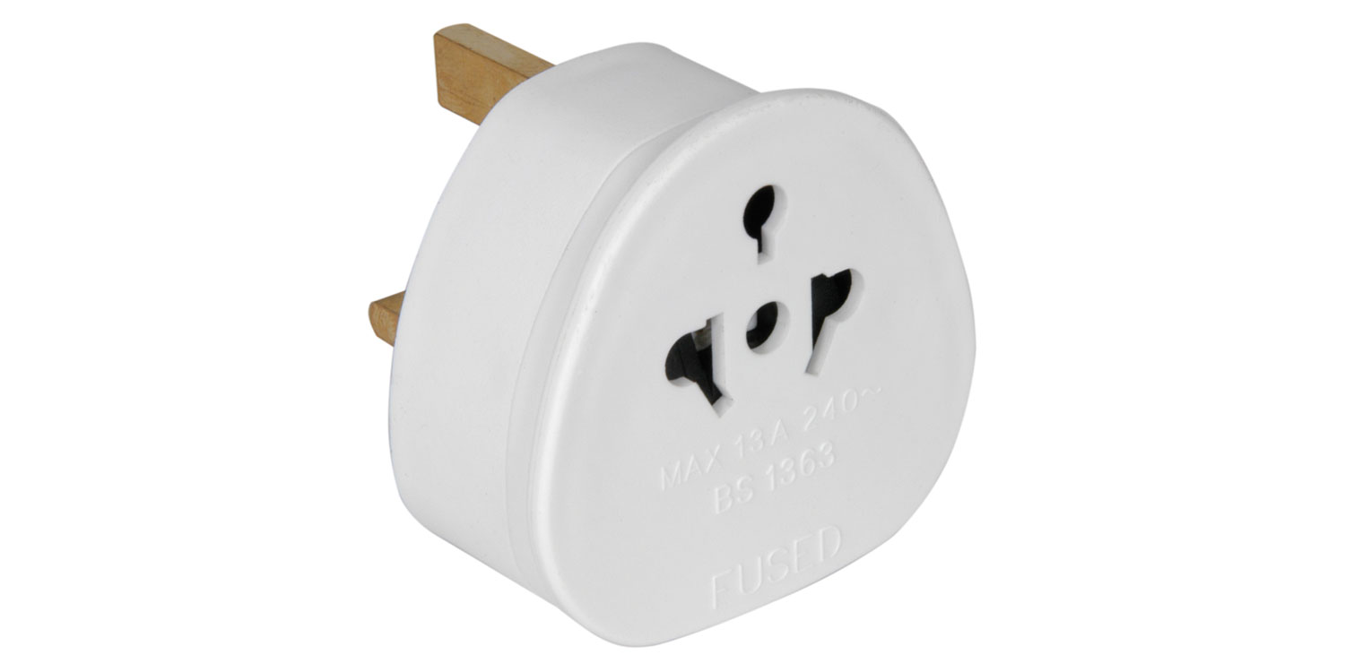 Mercury 429830 Travel Adaptor