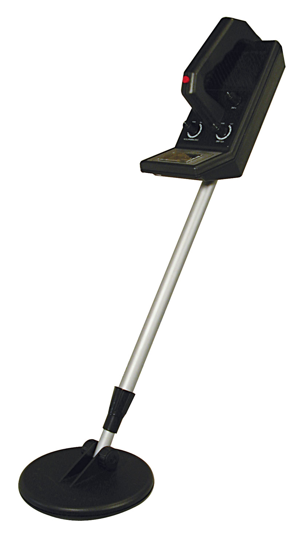 Standard metal detector